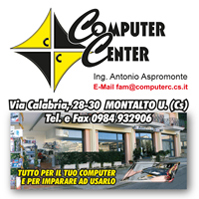 Sito web computer center